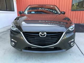 2014 Mazda 3 BM5236 SP25 SKYACTIV-MT GT Bronze 6 Speed Manual Sedan.
