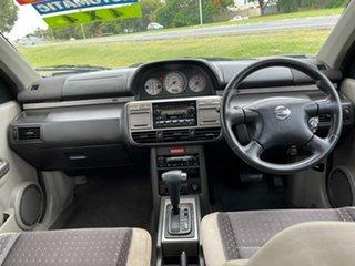2002 Nissan X-Trail T30 TI Gold 4 Speed Automatic Wagon