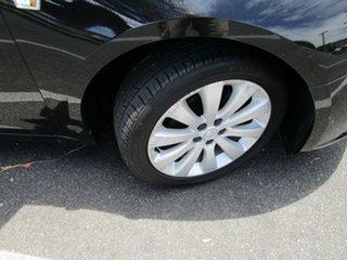 2011 Holden Cruze JH CDX Black 5 Speed Manual Sedan
