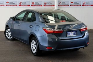 2019 Toyota Corolla ZRE172R Ascent S-CVT Moonlight 7 Speed Constant Variable Sedan.
