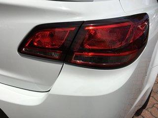 2015 Holden Commodore VF II MY16 SS V Redline White 6 Speed Sports Automatic Sedan