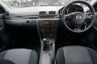 2007 Mazda 3 BK10F2 Maxx Grey 5 Speed Manual Hatchback