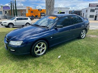 2006 Holden Commodore VZ MY06 Executive Blue 4 Speed Automatic Sedan.