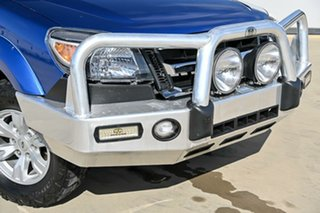 2011 Ford Ranger PK XLT Crew Cab Blue 5 Speed Manual Utility.