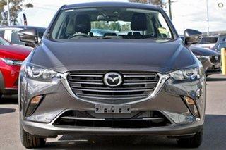 2020 Mazda CX-3 DK2W76 Maxx SKYACTIV-MT FWD Sport Grey 6 Speed Manual Wagon.