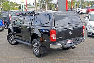 2018 Holden Colorado RG MY18 LTZ Pickup Crew Cab Black 6 Speed Sports Automatic Utility.