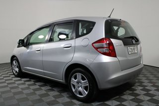 2010 Honda Jazz GE MY11 VTi Silver 5 Speed Automatic Hatchback
