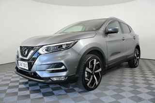 2017 Nissan Qashqai J11 Series 2 N-TEC X-tronic Grey 1 Speed Constant Variable Wagon.