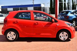 2020 Kia Picanto JA MY21 S Signal Red 5 Speed Manual Hatchback