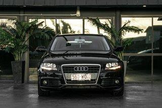 2010 Audi A4 B8 8K MY10 Avant Multitronic Blue 8 Speed Constant Variable Wagon.