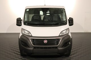 2020 Fiat Ducato Series 7 Low Roof MWB White 9 speed Automatic Van.