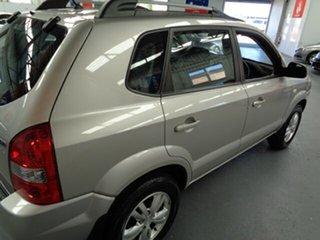2008 Hyundai Tucson JM MY09 City SX Grey 4 Speed Sports Automatic Wagon