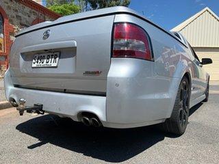 2015 Holden Ute VF MY15 SS V Ute Redline Silver 6 Speed Sports Automatic Utility