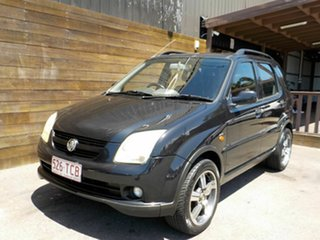 2003 Holden Cruze YG Black 5 Speed Manual Wagon