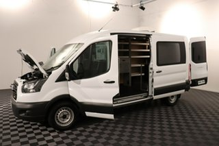 2017 Ford Transit VO 2017.75MY 350L (Mid Roof) White 6 speed Automatic Van