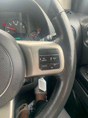 2012 Jeep Compass MK MY12 Sport (4x4) 5 Speed Manual Wagon