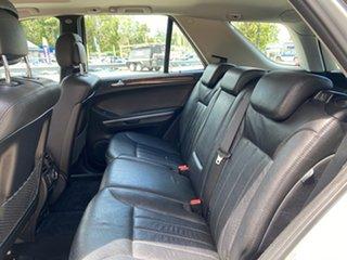 2008 Mercedes-Benz ML320 CDI W164 08 Upgrade Luxury (4x4) Silver 7 Speed Automatic G-Tronic Wagon