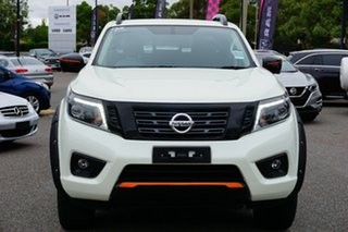 2019 Nissan Navara D23 S4 MY20 N-TREK White 7 Speed Sports Automatic Utility