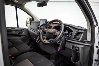 2019 Ford Transit Custom VN 2018.75MY 300S (Low Roof) White 6 Speed Automatic Van