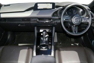 2020 Mazda 3 BP2HLA G25 SKYACTIV-Drive Astina Deep Crystal Blue 6 Speed Sports Automatic Hatchback