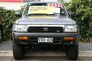 1994 Toyota 4 Runner VZN130R SR5 Limited Magnetic Grey 5 Speed Manual Wagon