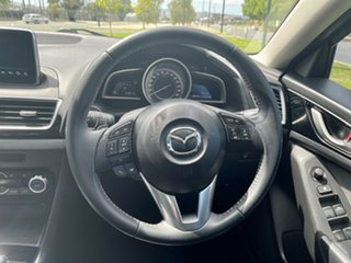 2015 Mazda 3 BM5438 SP25 SKYACTIV-Drive Titanium Flash 6 Speed Sports Automatic Hatchback
