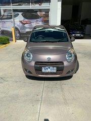 2011 Suzuki Alto GF GL Pink 4 Speed Automatic Hatchback.
