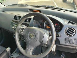 2008 Suzuki Swift Silver 4 Speed Automatic Hatchback.