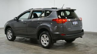 2015 Toyota RAV4 ZSA42R GX 2WD Grey 7 Speed Constant Variable Wagon.