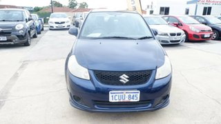 2008 Suzuki SX4 GYC Blue 4 Speed Automatic Sedan.