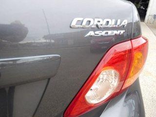 2007 Toyota Corolla ZRE152R Ascent Grey 6 Speed Manual Sedan