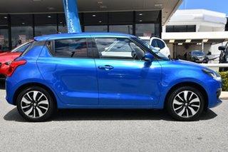 2017 Suzuki Swift AZ GLX Turbo Blue 6 Speed Sports Automatic Hatchback