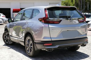 2021 Honda CR-V RW MY21 VTi 4WD L AWD Lunar Silver 1 Speed Constant Variable Wagon.