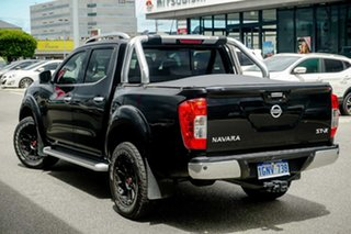 2018 Nissan Navara D23 S3 ST-X Black 6 Speed Manual Utility.