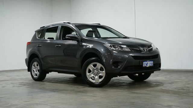 Used Toyota RAV4 ZSA42R GX 2WD Welshpool, 2015 Toyota RAV4 ZSA42R GX 2WD Grey 7 Speed Constant Variable Wagon