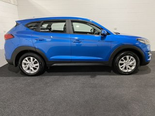2019 Hyundai Tucson TL4 MY20 Active 2WD Aqua Blue 6 Speed Automatic Wagon.