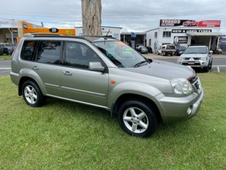 2002 Nissan X-Trail T30 TI Gold 4 Speed Automatic Wagon.