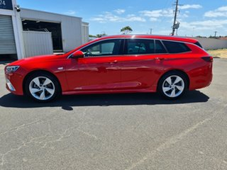 2018 Holden Commodore ZB MY18 RS-V Liftback AWD Red 9 Speed Sports Automatic Liftback