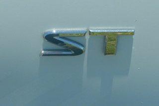 2011 Nissan Navara D40 S6 MY12 ST White 6 Speed Manual Utility