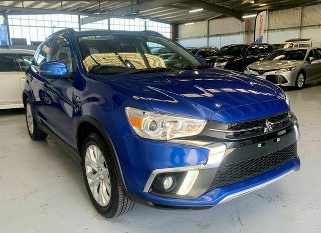 Used Mitsubishi ASX XC MY19 ES 2WD ADAS Moorabbin, 2019 Mitsubishi ASX XC MY19 ES 2WD ADAS Blue 1 Speed Constant Variable Wagon