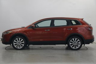 2014 Mazda CX-9 TB10A5 Luxury Activematic Red 6 Speed Sports Automatic Wagon.