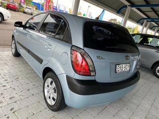 2008 Kia Rio JB EX Blue 5 Speed Manual Hatchback