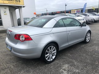 2008 Volkswagen EOS 1F MY08 FSI DSG Silver 6 Speed Sports Automatic Dual Clutch Convertible