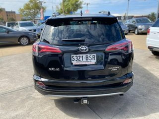 2017 Toyota RAV4 ASA44R Cruiser AWD Black 6 Speed Sports Automatic Wagon