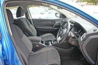 2019 Nissan Qashqai J11 MY18 ST Blue Continuous Variable Wagon