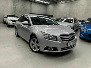 2009 Holden Cruze JG CDX Silver 6 Speed Sports Automatic Sedan.