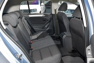 2009 Volkswagen Golf VI MY10 90TSI DSG Trendline Blue 7 Speed Sports Automatic Dual Clutch Hatchback