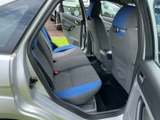 2010 Ford Focus LV XR5 Turbo Silver 6 Speed Manual Hatchback
