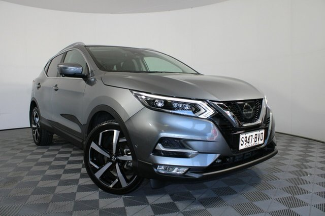 Used Nissan Qashqai J11 Series 2 N-TEC X-tronic Wayville, 2017 Nissan Qashqai J11 Series 2 N-TEC X-tronic Grey 1 Speed Constant Variable Wagon