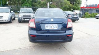 2008 Suzuki SX4 GYC Blue 4 Speed Automatic Sedan